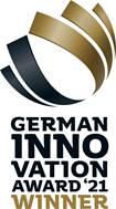 Geman Innovation Award Logo